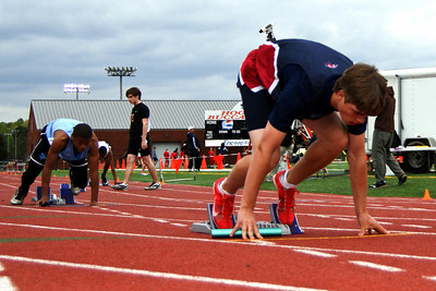 09 Track & Field - Freshman Championship