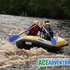 Mild rafting River Findhorn
