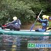Canoeing with AceAdventures