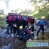 Canyoning and Gorge walking with Ace Adventures