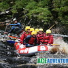 Wild Rafting with AceAdventures