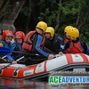 Family Rafting and Canoeing with AceAdventures