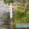 Wild rafting top & upper River Findhorn