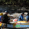 Mild White Water Rafting with Ace Adventures