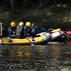 School group Mild Rafting with AceAdventures