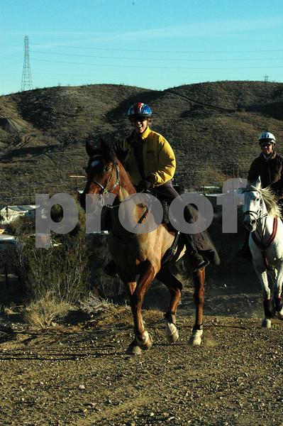 2009 Endurance rides