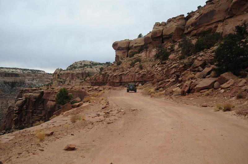 Rim road.