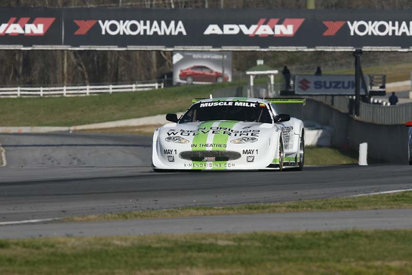 2009 Events - SCCA Muscle Milk Trans-Am
