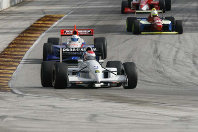 No-0904 Race Group 9 - Post Historic Formula One & Indy Car Challenge