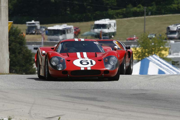 No-0904 Race Group Y - GT40 and Ford GT