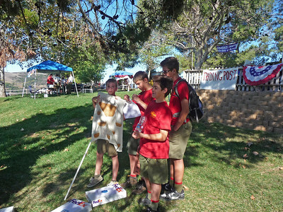10/24/2009 - Fall Camporee @ Canyon Park, Irvine.
