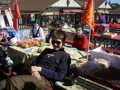 1/31/2009 - Sking/Snowboarding @ Mountain High