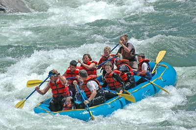 5/24/2009 - Whitewater Rafting @ Kings River