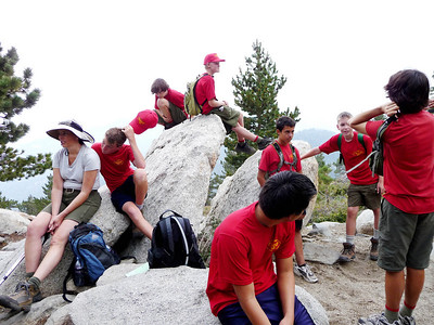 7/26/2009 - San Jacinto Hike