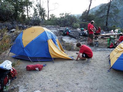 8/16/2009~8/21/2009 - Yosemite Hetch Hetchy Extended Sierra Backpack (II)