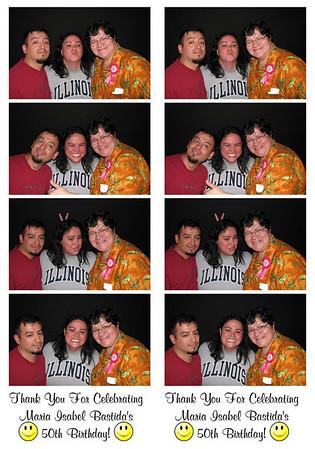 Maria's 50th Birthday Party October 11, 2009