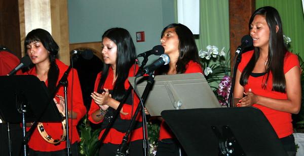 08-28-09 Coro de Ninos Concert