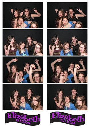 Elizabeth's Bat Mitzvah June 13th, 2009