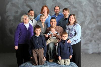 2009 Karen R and Family