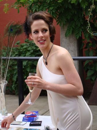 Bonnie wedding party - June, 2009