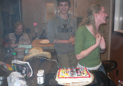 Jacee's 20th Birthday - March 13th, 2009