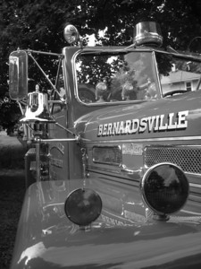 Photo's From 28th Annual Antique Fire Apparatus Muster @ the NJ Fireman's Home 9-26-09