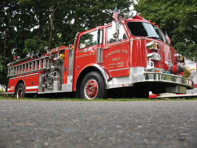 28th Annual Antique Fire Apparatus Muster @ the NJ Fireman's Home 9-26-09
