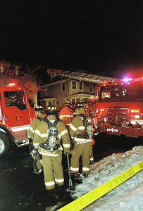 Photo's from  Bogota 3rd Alarm 12/25/09