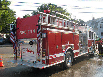 Photo's from Butler Engine 334 Wetdown 8-15-09