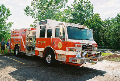 Photo's from  Carlstadt F-TROOP Engine Co. 3 Wetdown 5/30/09