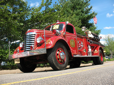 Photo's from West Paterson (Woodland Park) Co. 1 - 100th Anniversary Celebration (Apparatus Only)