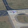 Southwest Airlines on the runway at Oklahoma City