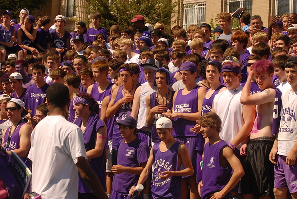 Georgetown Prep @ Gonzaga (9/19/2009)