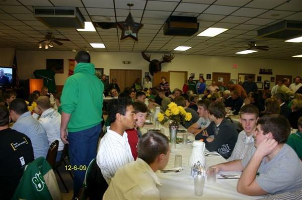 Varsity Awards Banquet