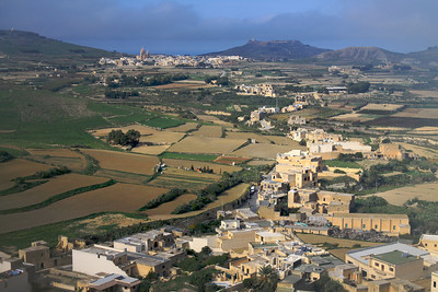 Gozo countryside.