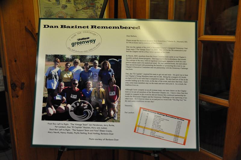 Dan Bazinet remembered