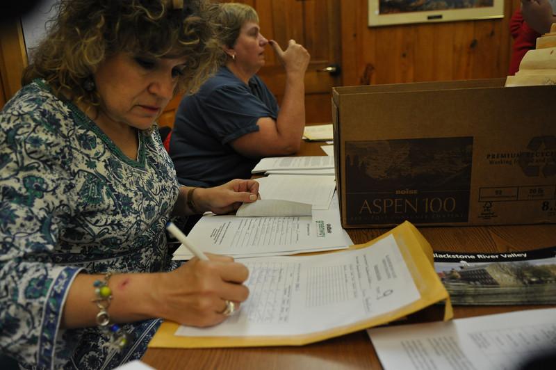 Irene registers