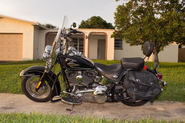 2009 Harley Davidson Heritage