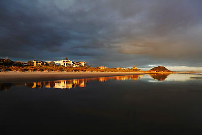 20090102 0615 sunrise at Mt Maunganui _MG_4771  a a