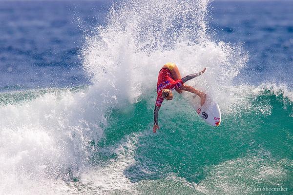 2009 US Open Surf Competition, Huntington Beach, California