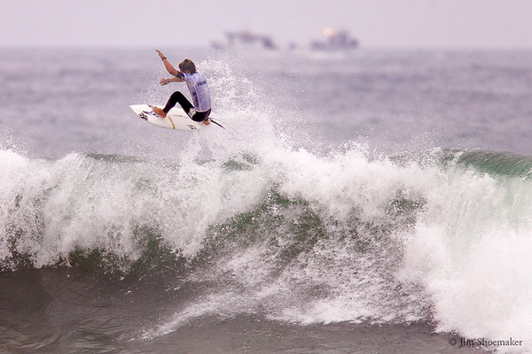 2009 US Open Surf Competition, Huntington Beach, California