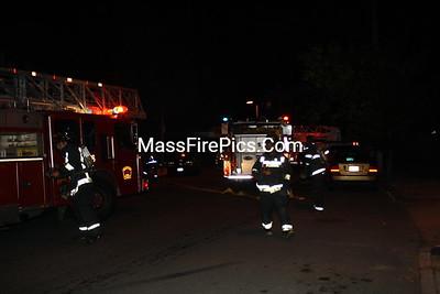 A/C/W Boston Ma. (Roxbury) Box 2148 2 Circuit Square 08/18/09