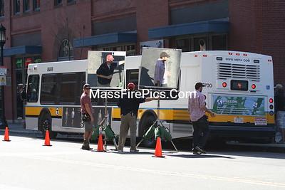 Boston Movie Making 09/28/09