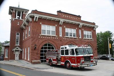 Cambridge Ma. Taylor Square Fire Station 05/17/09