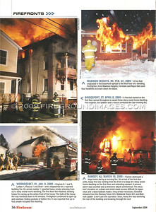 Firehouse Magazine (PAGE 56) September 2009