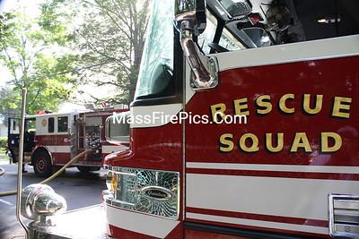 W/F+ Springfield Ma. 671 Bay Street-Double Fatal 06/27/09