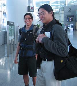 2009 0325 Flying to Beijing
