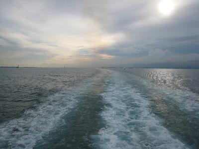 2009 0414 Last Sea Day