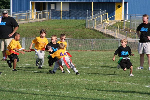 2009 LaSalle Flag Football Action Pic Gallery