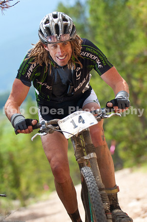 2009 Leadville Trail Mtn Bike Race